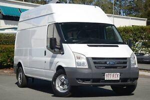 2010 Ford Transit VM High Roof LWB Frozen White 6 Speed Manual Van Acacia Ridge Brisbane South West Preview