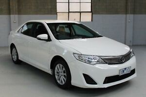 2014 Toyota Camry ASV50R Altise White 6 Speed Sports Automatic Sedan Knoxfield Knox Area Preview