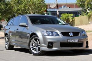 2011 Holden Commodore VE II SV6 Sportwagon Grey 6 Speed Sports Automatic Wagon Glenelg Holdfast Bay Preview