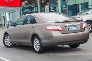 2010 Toyota Camry AHV40R Luxury Hybrid Brown Continuous Variable Sedan Wangara Wanneroo Area Preview