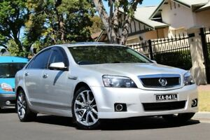 2017 Holden Caprice WN II MY17 V Silver 6 Speed Sports Automatic Sedan Nailsworth Prospect Area Preview
