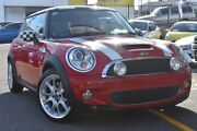 2007 Mini Hatch R53 MY05 Cooper S Red 6 Speed Sports Automatic Hatchback Claremont Nedlands Area Preview