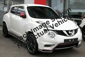 2018 Nissan Juke F15 MY18 NISMO X-tronic AWD RS Ivory Pearl 8 Speed Constant Variable Hatchback Wangara Wanneroo Area Preview