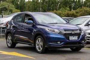 2015 Honda HR-V MY15 VTi-S Blue 1 Speed Constant Variable Hatchback Ringwood East Maroondah Area Preview