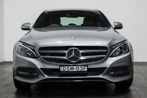 2014 Mercedes-Benz C200 W204 MY14 7G-Tronic + Grey 7 Speed Sports Automatic Sedan