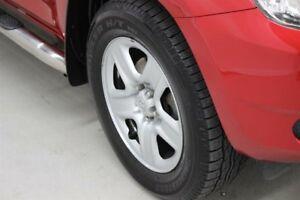 2007 Toyota RAV4 ACA33R CV Red 4 Speed Automatic Wagon