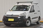 2016 Citroen Berlingo B9C MY16 L2 HDi White 5 Speed Manual Van Hendra Brisbane North East Preview