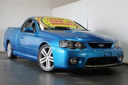 2003 FPV Pursuit BA Blue 5 Speed Manual Utility