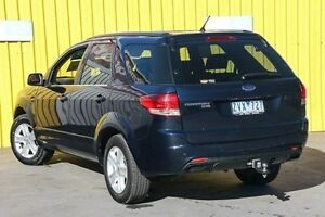 2013 Ford Territory SZ TX Seq Sport Shift Blue 6 Speed Sports Automatic Wagon Ferntree Gully Knox Area Preview