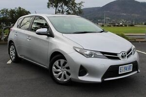 2014 Toyota Corolla ZRE182R Ascent S-CVT Silver 7 Speed Constant Variable Hatchback Invermay Launceston Area Preview