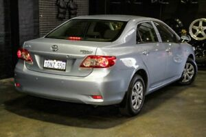 2011 Toyota Corolla ZRE152R MY11 Ascent Blue 4 Speed Automatic Sedan