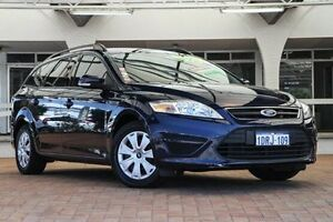 2011 Ford Mondeo MC LX PwrShift TDCi Blue 6 Speed Sports Automatic Dual Clutch Wagon Willagee Melville Area Preview