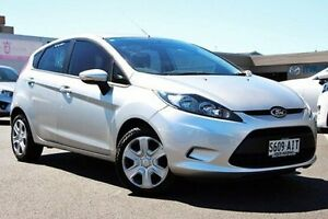 2010 Ford Fiesta WT CL PwrShift 6 Speed Sports Automatic Dual Clutch Hatchback Coburg Moreland Area Preview