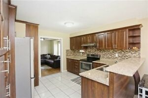 Upgraded 3 bed 2 bath Twnhouse in Brampton