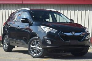 2015 Hyundai ix35 LM Series II Elite (AWD) Black 6 Speed Automatic Wagon Homebush Strathfield Area Preview