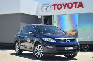 2007 Mazda CX-9 LUXURY Luxury Blue 6 Speed Auto Activematic Wagon Old Guildford Fairfield Area Preview