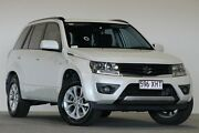 2014 Suzuki Grand Vitara JT MY13 Urban Navigator White 4 Speed Automatic Wagon Coopers Plains Brisbane South West Preview