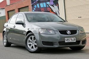 2010 Holden Commodore VE II Omega Grey 4 Speed Automatic Sedan Glenelg Holdfast Bay Preview