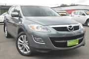 2011 Mazda CX-9 TB10A4 MY11 Luxury Blue 6 Speed Sports Automatic Wagon Hillcrest Port Adelaide Area Preview