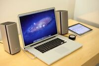 MACBOOK PRO CORE i5 2.5ghZ 8GB ddr3 MID2012  comme neuf
