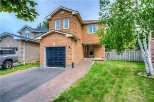 Well Maintained Detached Home W/ 3 Bdrms + Fin'd Bsmnt