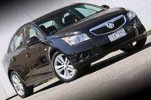2012 Holden Cruze JH Series II MY13 CD Black 6 Speed Sports Automatic Sedan Ferntree Gully Knox Area Preview