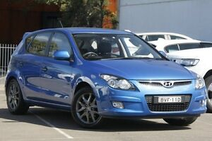 2010 Hyundai i30 FD MY11 CW Trophy Blue 4 Speed Automatic Wagon Dee Why Manly Area Preview