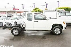2010 Holden Colorado RC MY10 LX (4x2) White 4 Speed Automatic Space Cab P/Up Glendalough Stirling Area Preview