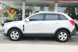 2011 Holden Captiva CG Series II 5 AWD Silver 6 Speed Sports Automatic Wagon Somerton Park Holdfast Bay Preview