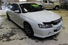 2006 Holden Crewman VZ MY06 S White 6 Speed Manual Utility Burnie Burnie Area Preview