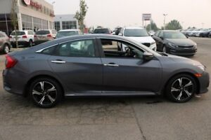 2016 Honda Civic Sedan TOURING Leather,  Heated Seats,  Sunroof,