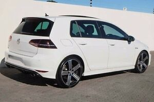 2015 Volkswagen Golf VII MY15 R DSG 4MOTION White 6 Speed Sports Automatic Dual Clutch Hatchback Wangara Wanneroo Area Preview