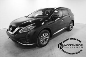 2018 Nissan Murano AWD SL Accident Free,  Leather,  Heated Seats