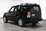 2013 Land Rover Discovery 4 Series 4 L319 MY13 TDV6 Black 8 Speed Sports Automatic Wagon Welshpool Canning Area Preview