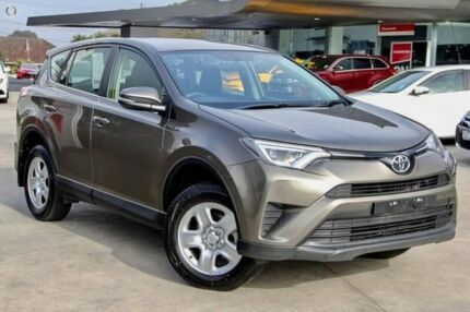 2016 Toyota RAV4 Bronze Sports Automatic Wagon