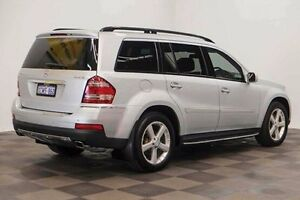 2007 Mercedes-Benz GL320 CDI X164 Silver 7 Speed Sports Automatic Wagon Edgewater Joondalup Area Preview