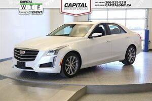 2016 Cadillac CTS Sedan Luxury Collection AWD*Remote Start - Hea