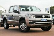 2017 Volkswagen Amarok 2H MY18 TDI420 4MOTION Perm Core Beige 8 Speed Automatic Utility Cannington Canning Area Preview
