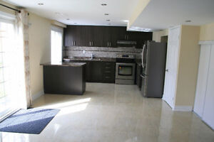 Spacious bright walkout basement apartment in Newmarket