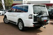 2013 Mitsubishi Pajero NW MY13 VR-X White 5 Speed Sports Automatic Wagon Fremantle Fremantle Area Preview