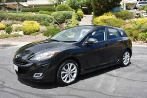 2010 Mazda 3 BL10L1 SP25 Activematic Black 5 Speed Sports Automatic Hatchback St Marys Mitcham Area Preview