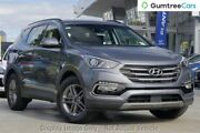 2017 Hyundai Santa Fe DM SER II (DM3) Update Active (4x4) Grey 6 Speed Automatic Wagon Osborne Park Stirling Area Preview