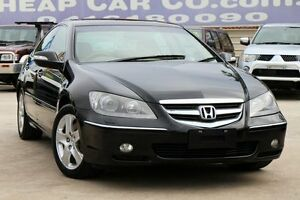 2007 Honda Legend KB Black 5 Speed Sports Automatic Sedan Greenslopes Brisbane South West Preview