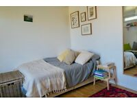 Spacious double in London Fields, short-term let!