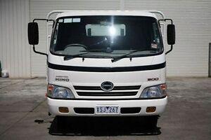 2010 Hino 300 White Cab Chassis 4x2 Seaford Frankston Area Preview