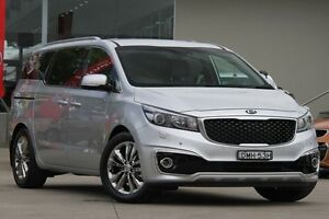 2016 Kia Carnival YP MY17 Platinum Silver 8 Speed Automatic Wagon Waitara Hornsby Area Preview