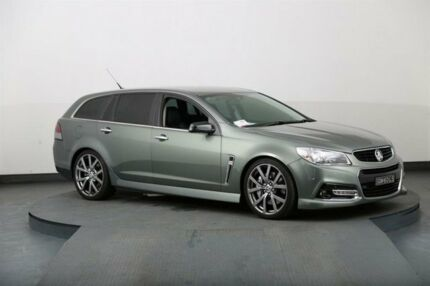 2014 Holden Commodore VF SS-V Grey 6 Speed Automatic Sportswagon