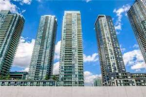 Mississauga condo 1+Den near square one