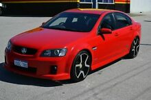 2009 Holden Commodore VE SS-V Red Automatic Sedan East Rockingham Rockingham Area Preview
