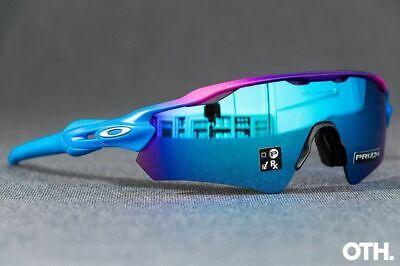 Oakley Radar EV Path Sunglasses OO9275-2335 Factory Fade W/ PRIZM Sapphire Lens